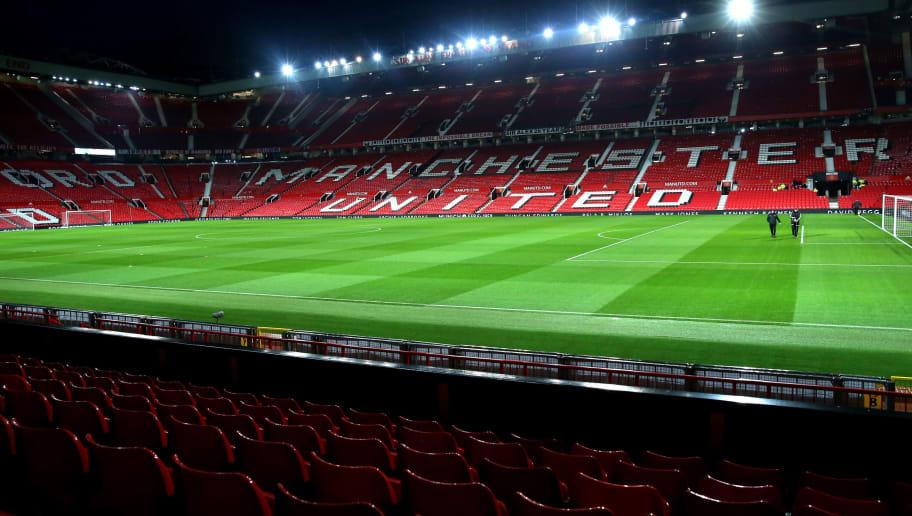 Manchester United v Burnley FC - Premier League