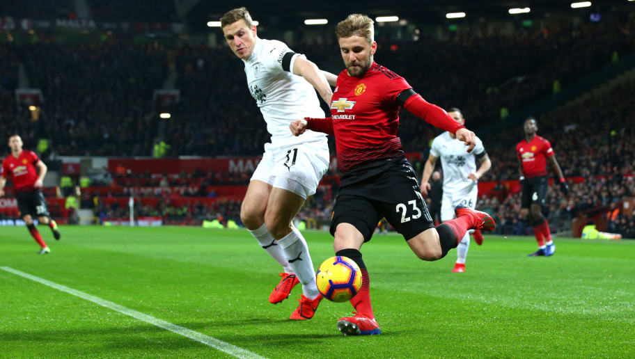 Chris Wood,Luke Shaw