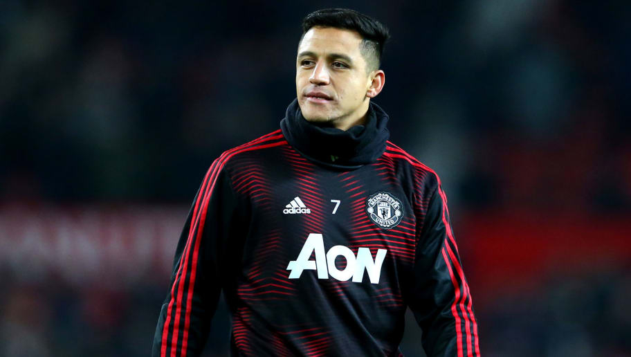 huge discount 43e97 5eb97 Man Utd Have Been Played for Fools Over Alexis Sanchez Exit ...