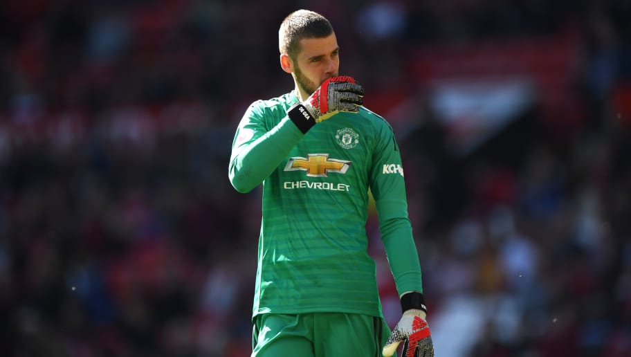 David de Gea's Man United Future Uncertain Due to Differences Over Club Ambitions and Wages