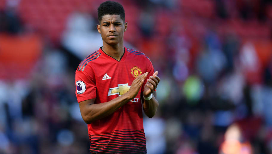 Marcus Rashford Close to Signing New Contract at ...