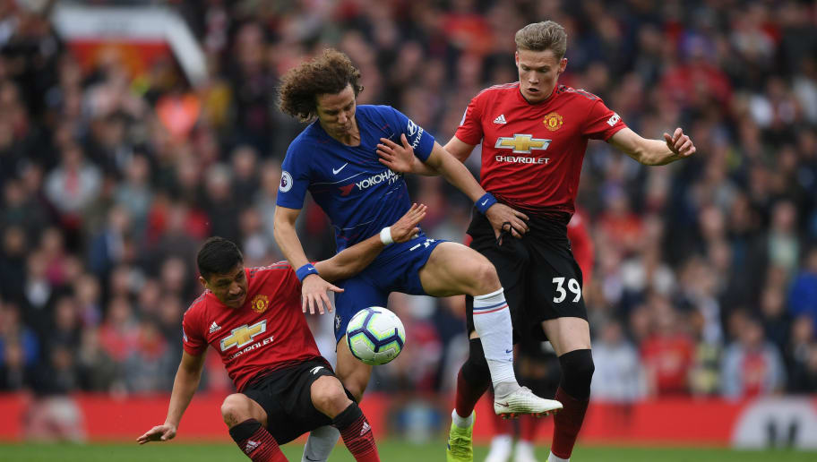 David Luiz,Alexis Sanchez,Scott McTominay