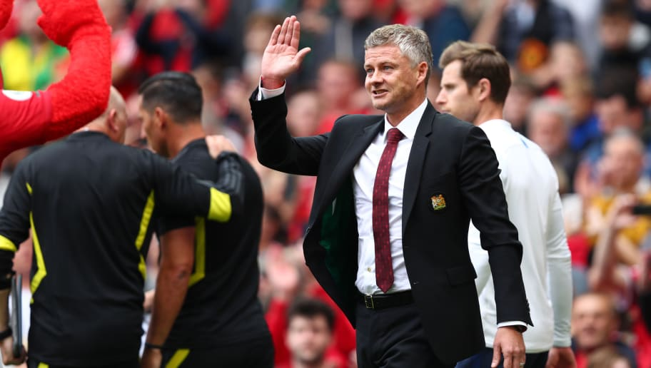 Ole Gunnar Solskjaer,Fred the Red
