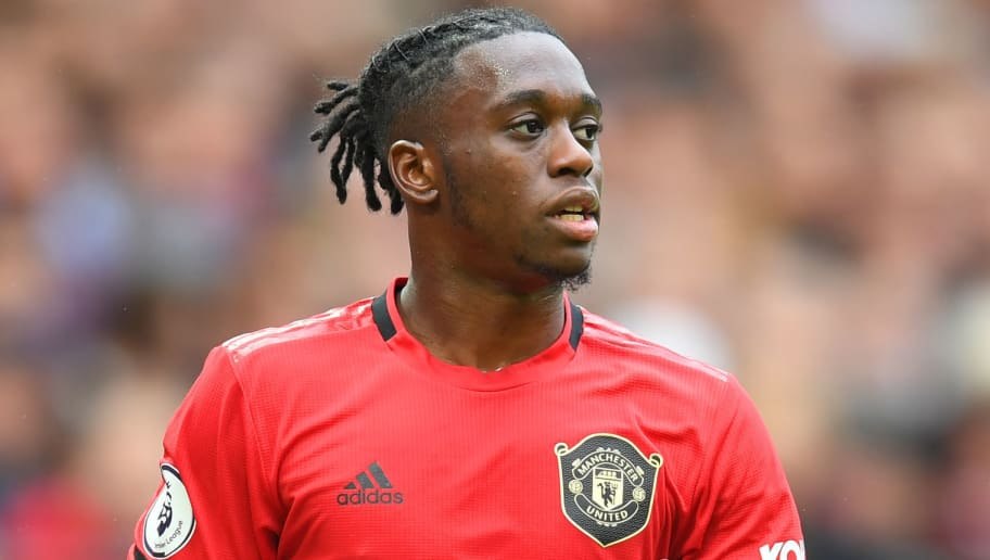 Aaron Wan-Bissaka Reveals Which Man Utd Player Has Helped Him Settle at Old Trafford