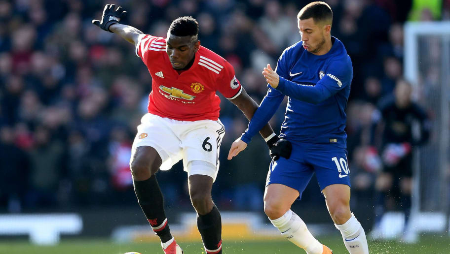 Paul Pogba,Eden Hazard