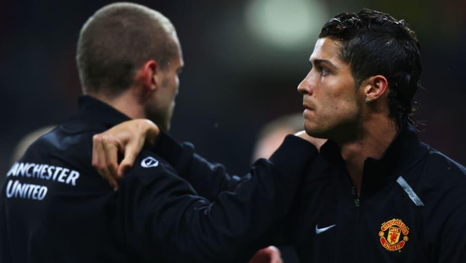 Vidic verrät: So reagierte Cristiano Ronaldo auf Standpauken von Sir Alex Ferguson