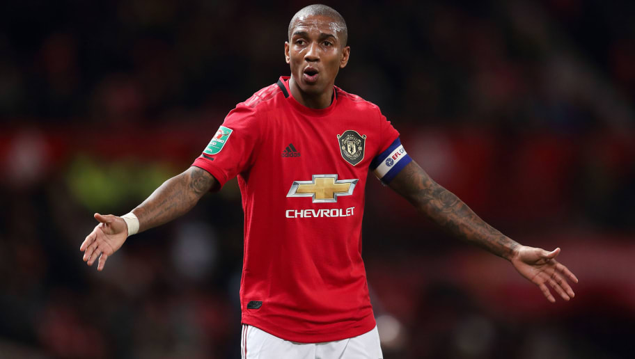 Inter Confirm Signing of Ashley Young From Manchester United on Short-Term Deal