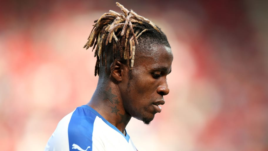 PSG Ready Surprise £100m Bid for Wilfried Zaha as Direct Replacement for Neymar