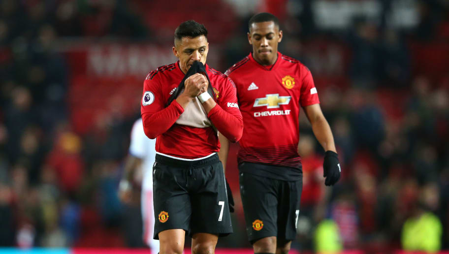Alexis Sanchez,Anthony Martial