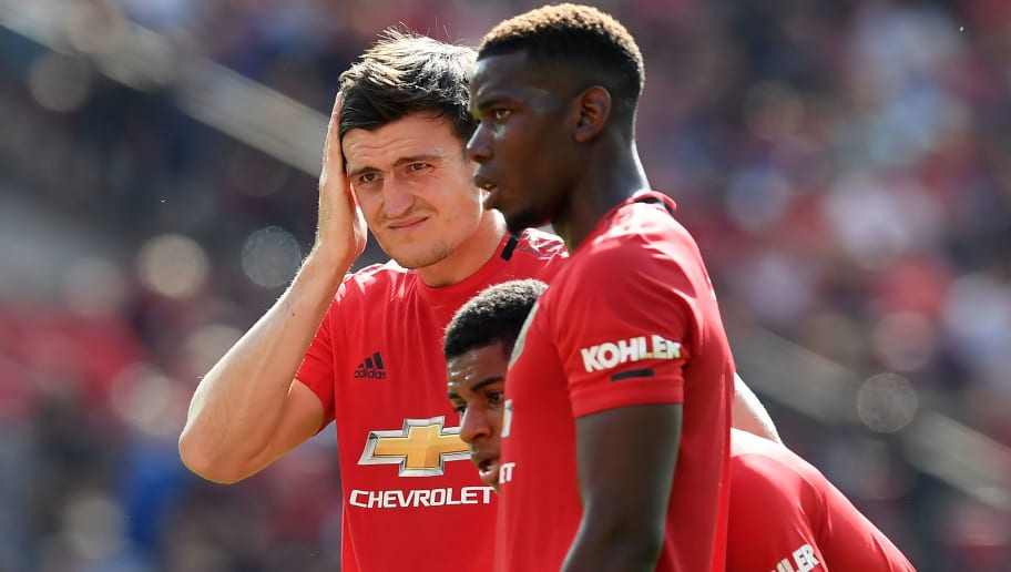 Harry Maguire,Paul Pogba