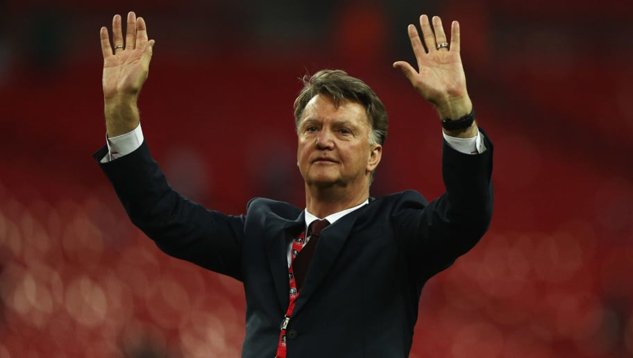 Louis Van Gaal Announces Retirement From Football After