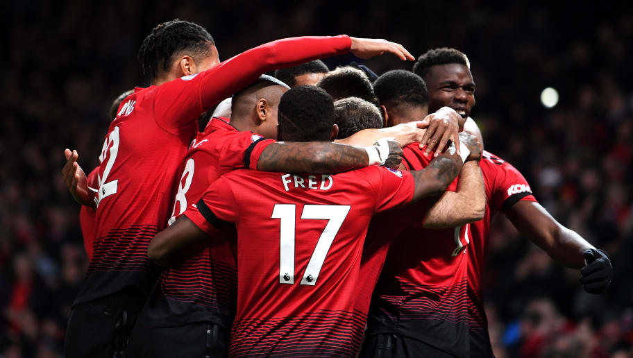 Fred,Paul Pogba,Anthony Martial