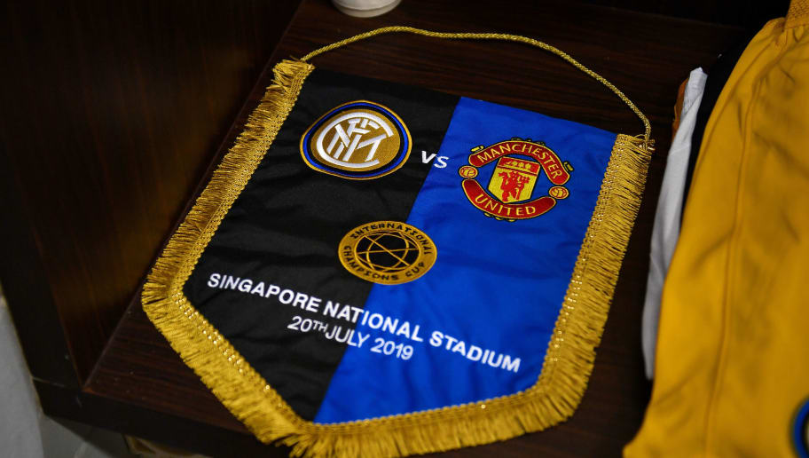 Susunan Pemain International Champions Cup: Manchester United vs Inter Milan