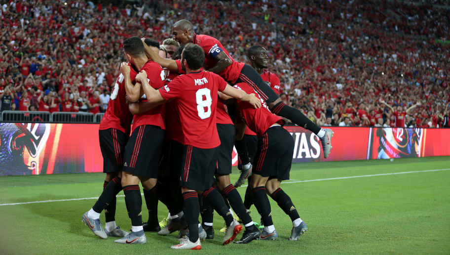 International Champions Cup: 3 Things We Learned From Manchester United's 1-0 Win Over Inter Milan
