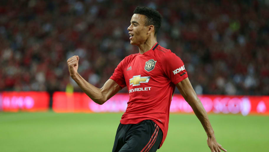 Mason Greenwood Twitter Reacts As Manchester United Starlet Shines In Pre Season United Mad