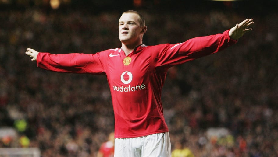 54af11139ab ON THIS DAY  Rooney Grabs Dream Debut Hat-Trick