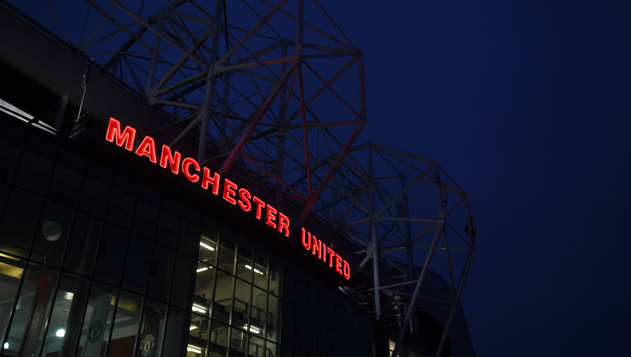 MANCHESTER, ENGLAND - OCTOBER 23:  General view outside the stadium prior to the Group H match of the UEFA Champions League between Manchester United and Juventus at Old Trafford on October 23, 2018 in Manchester, United Kingdom.  (Photo by Michael Regan/Getty Images)