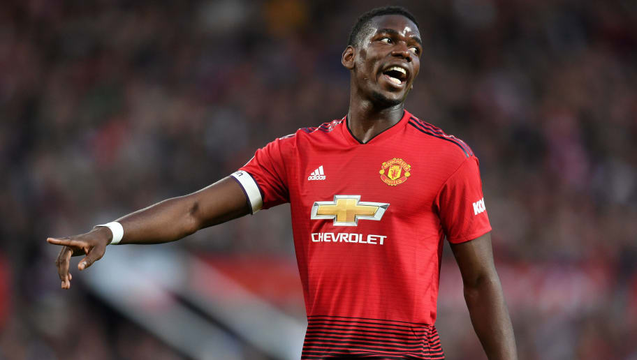 929a1548e2b Jose Mourinho Gives Strong Update on Paul Pogba Speculation Ahead of Brighton  Clash