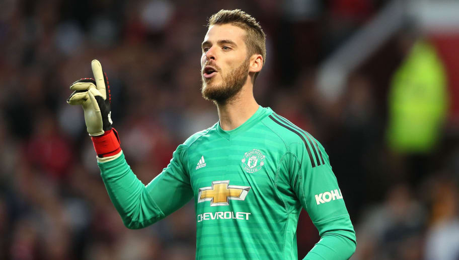 bfef25e4a Why Man Utd Have to Make David de Gea Their New Captain if He s ...