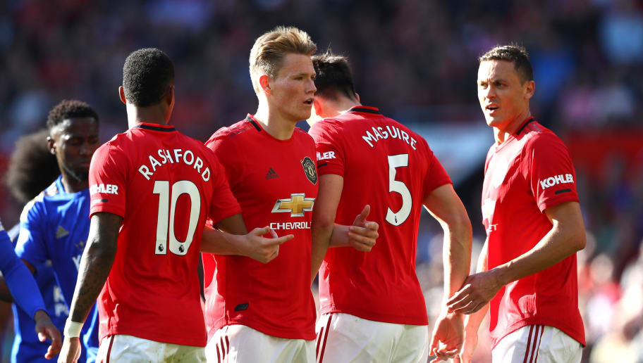 Marcus Rashford,Scott McTominay,Harry Maguire,Nemanja Matic