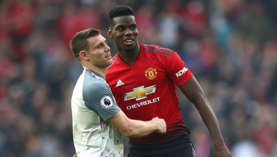 Paul Pogba,James Milner
