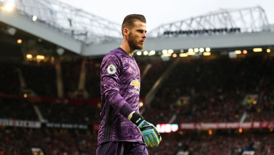 David de Gea's Determination to Play Against Liverpool Highlights His  Commitment & Leadership | 90min