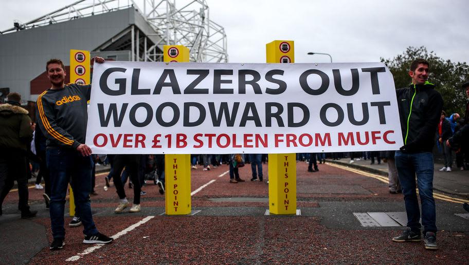 Ed Woodward,Malcolm Glazer