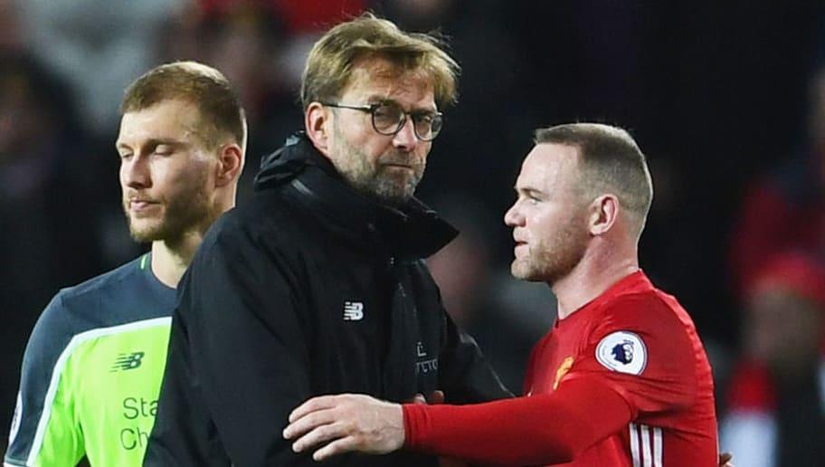 Wayne Rooney,Jurgen Klopp