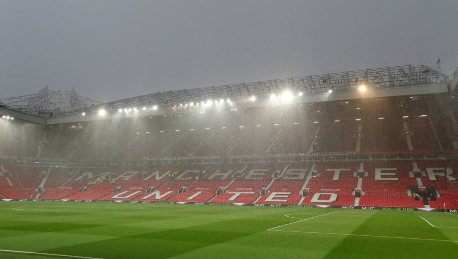 Manchester Derby Set for Torrential Rain as Heavens Open Ahead of