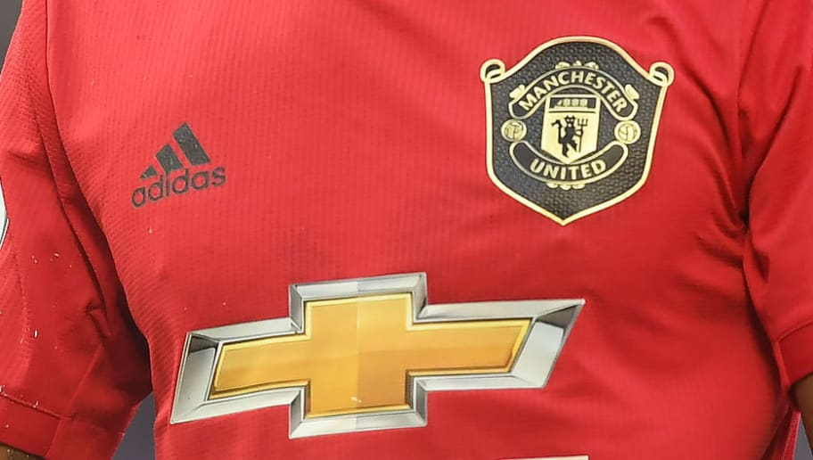 Leaked Design Of Potential 2020 21 Man Utd Home Kit Features Paintbrush Stripes United Mad