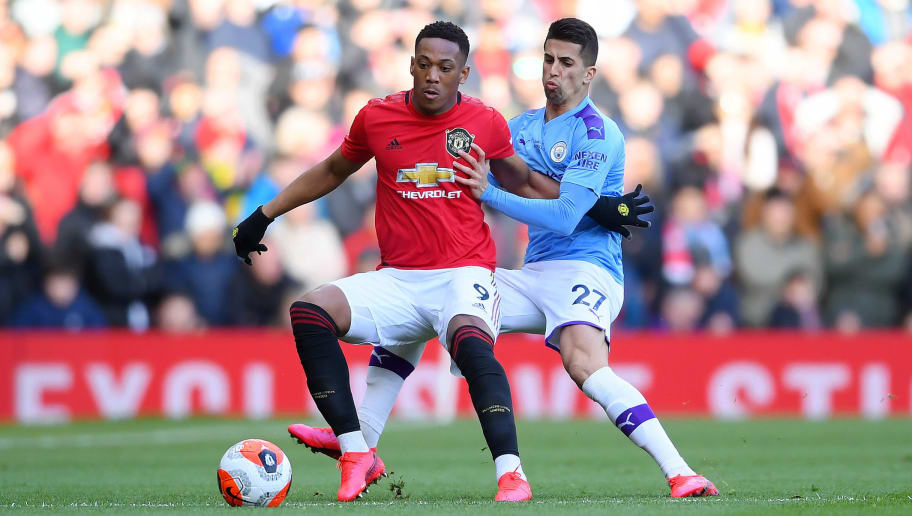 Anthony Martial,Joao Cancelo