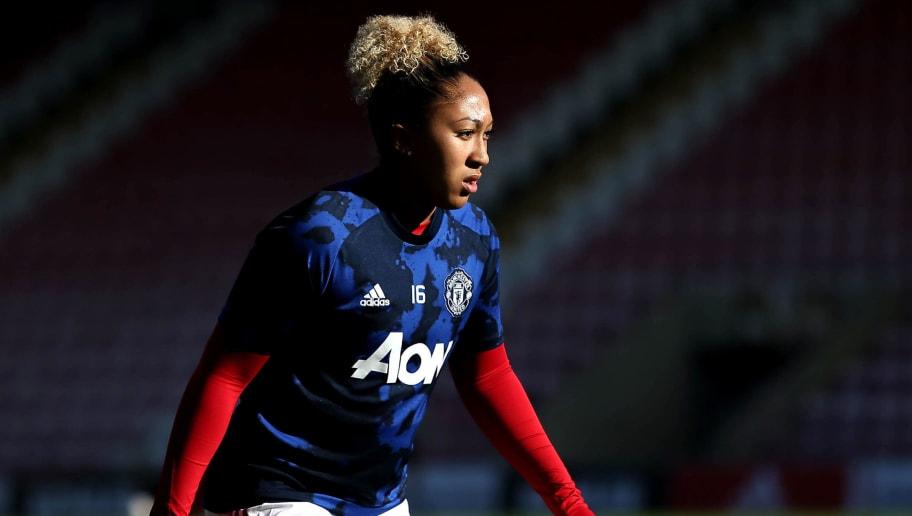 Lauren James: Meet Man Utd's Teenage Sensation Setting the WSL Alight