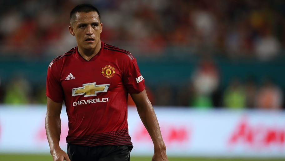 41ee83715a33 Why Manchester United Fans Are Only Just Starting to See the Real Alexis  Sanchez Now