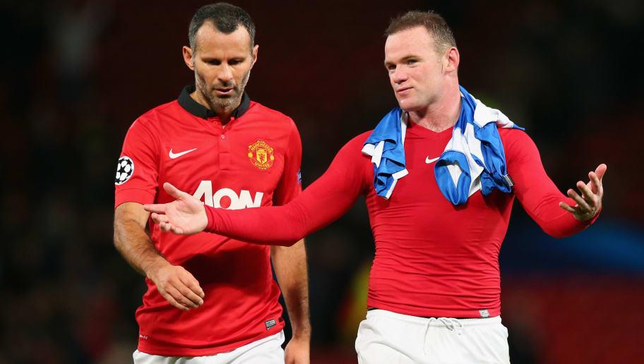 Wayne Rooney,Ryan Giggs