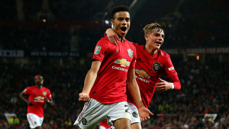 Brandon Williams,Mason Greenwood