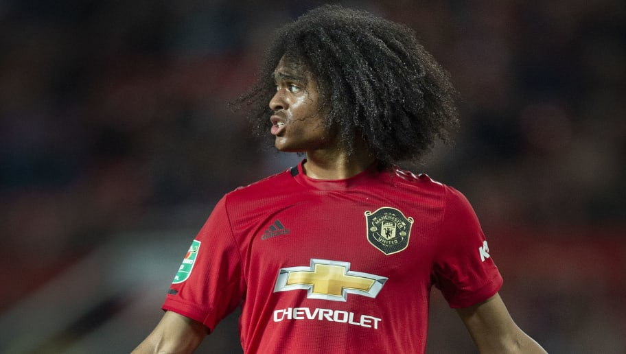 Manchester United 'Confident' Tahith Chong Will Sign New Contract Ahead of January Loan