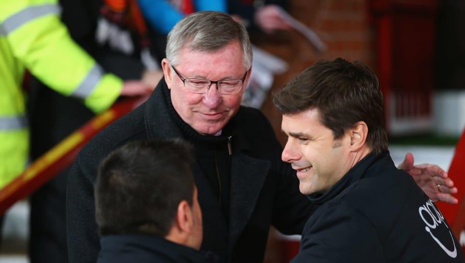 Mauricio Pochettino,Alex Ferguson