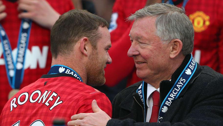 Sir Alex Ferguson,Wayne Rooney
