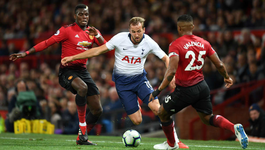 Harry Kane,Paul Pogba,Antonio Valencia