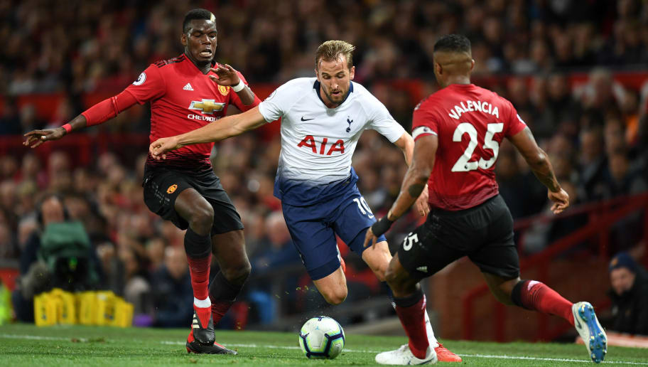 Image result for manchester united vs tottenham