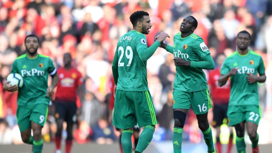 Abdoulaye Doucoure,Etienne Capoue