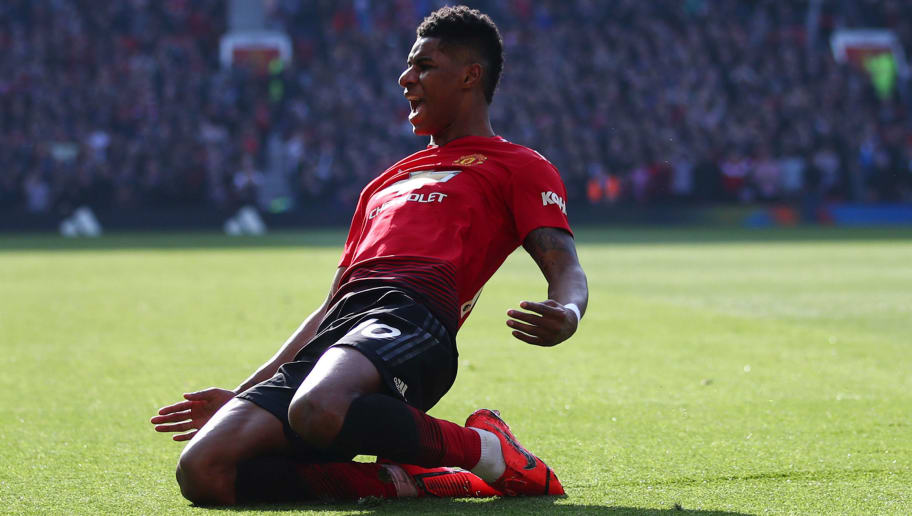 Marcus Rashford Set To Earn Huge Weekly Wage Packet As Man Utd Close In On New Contract 90min