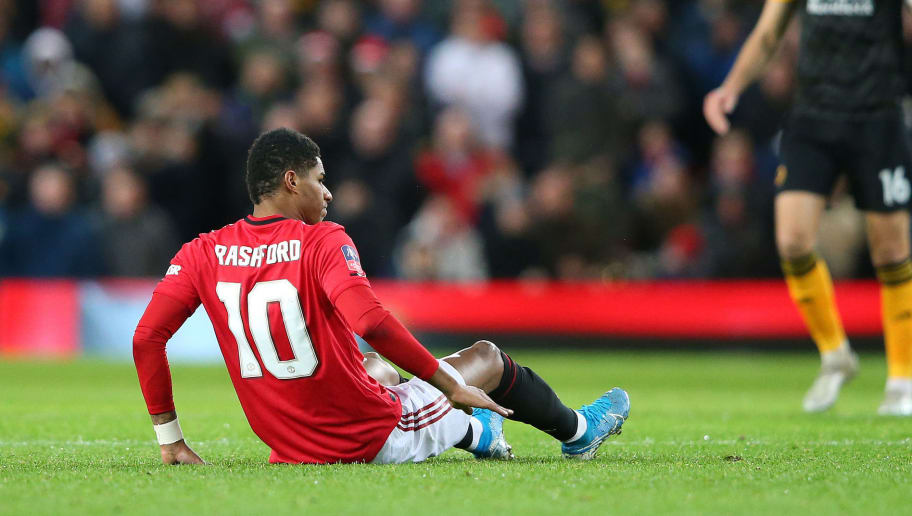 Extent of Marcus Rashford Injury Revealed as Manchester United Face Long Spell Without Forward