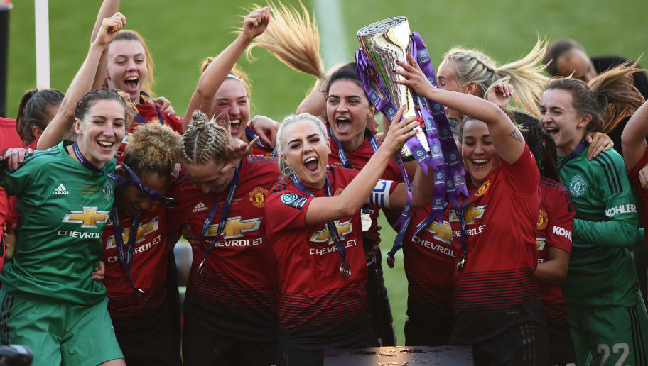 Manchester United Women v Lewes Women - WSL