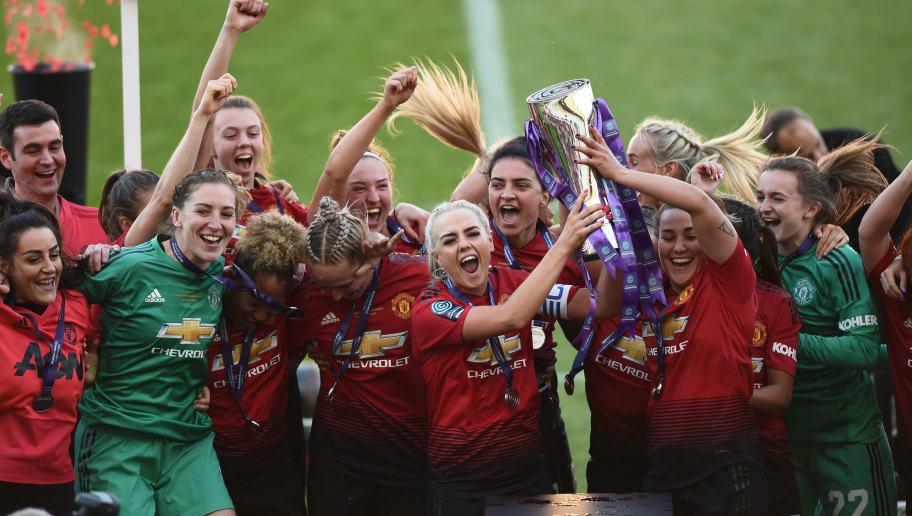 Manchester United Women v Lewes Women - WSL