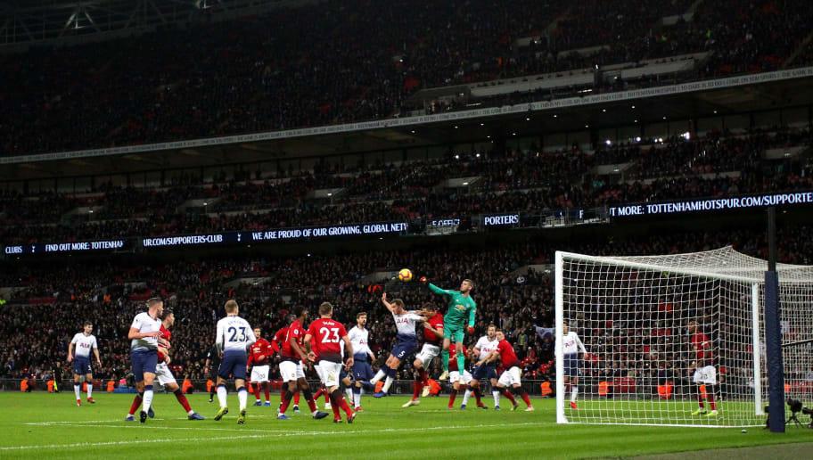 Manchester Unitied v Tottenham Hotspur - Premier League