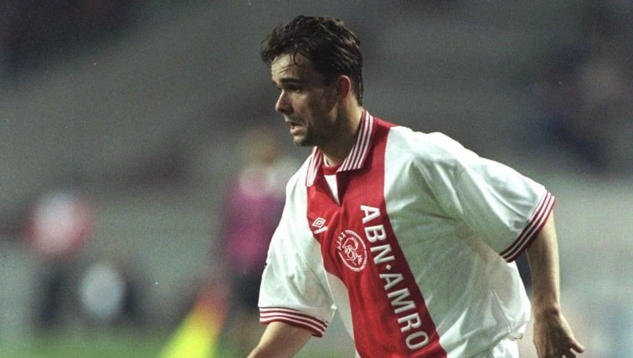 Marc Overmars of Ajax
