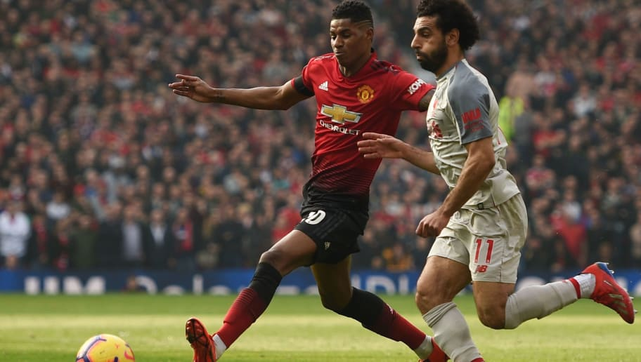 Manchester United Fan S Tweet Comparing Marcus Rashford With Mohamed Salah And Sadio Mane Goes Viral Ht Media