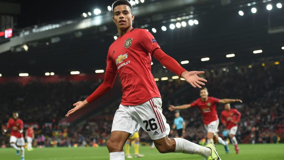 Mason Greenwood News, Articles, Stories & Trends for Today