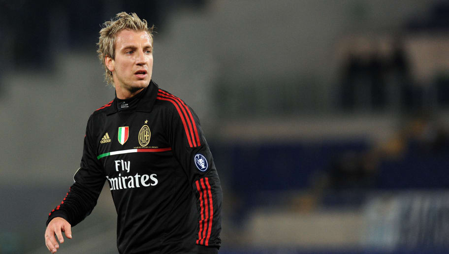 AC Milan's new Argentinian player Maximi